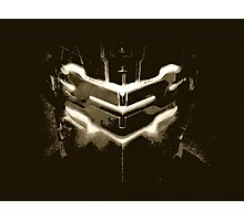 Dead Space - Isaac Clarke - Sepia Photographic Print