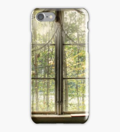 30.9.2014: View Through Old Window iPhone Case/Skin