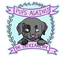 Pups against Patriarchy by Shiaemi