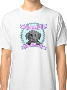 Pups against Patriarchy Classic T-Shirt