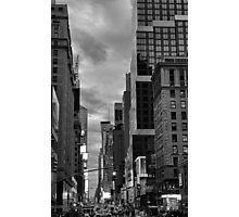 7th Avenue Valley  Photographic Print