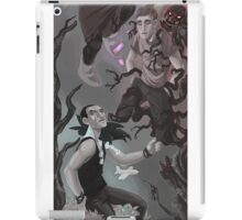 Make Way For The Raven King iPad Case/Skin