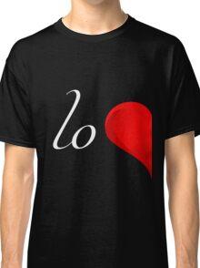 Couple Love Classic T-Shirt