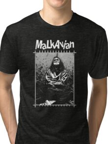 Retro Malkavian Tri-blend T-Shirt
