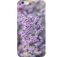 Purple Broom Reed iPhone Case/Skin