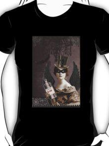 Winged Vampire Masquerade T-Shirt