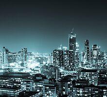 Machine City by Jonny McHugh