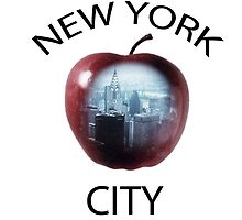 THE BIG APPLE by nikkitra