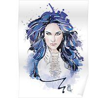 Alissa White Gluz  Poster