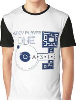Ready Player One Graphic T-Shirt
