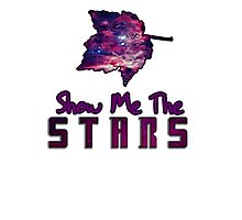 Show Me the Stars Photographic Print