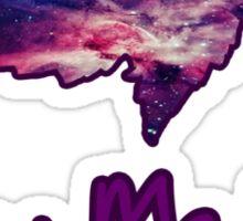 Show Me the Stars Sticker