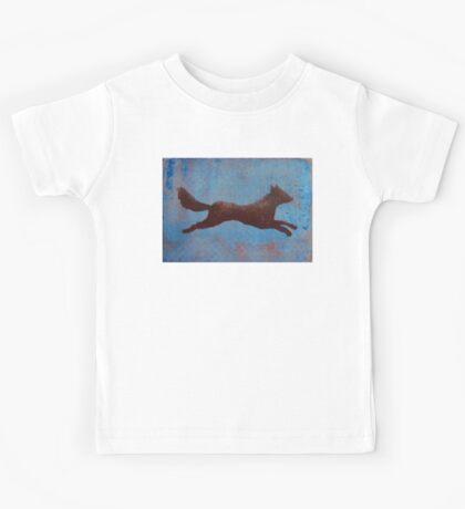 Quick Brown Fox Kids Tee