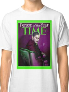 time - person of the year - joker suicide squad Classic T-Shirt