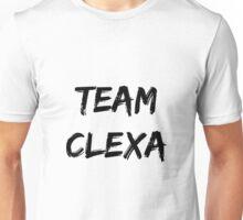 Team Clexa - The 100 Unisex T-Shirt