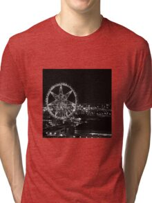 Melbourne Star Tri-blend T-Shirt