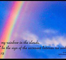Bible Verse Genesis 9:13 by DianaBozart