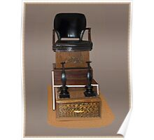 .•*Shoe Shine Stand*•.¸ Poster