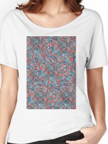 Modern abstract & geometric design 13 Women's Relaxed Fit T-Shirt