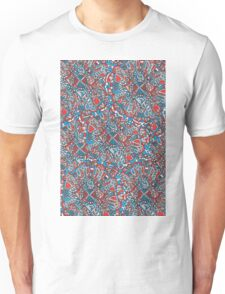 Modern abstract & geometric design 13 Unisex T-Shirt