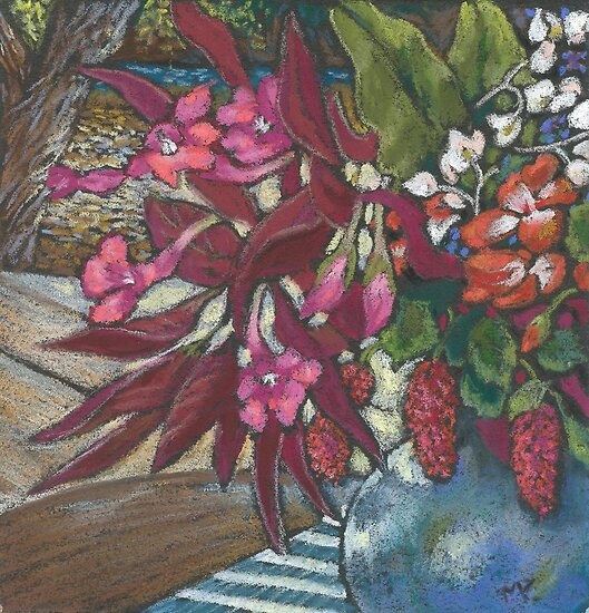 still life by water by maria paterson
