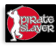 Pirate Slayer Canvas Print