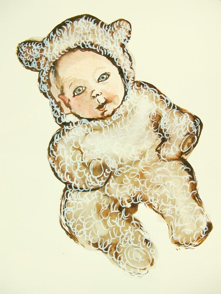 Emmy Bear by donna malone
