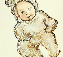 Emmy Bear by donna malone