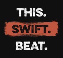 This. Swift. Beat. 2 by artshenanigans