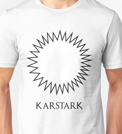Karstark House - Game of thrones - Bodbeli Unisex T-Shirt