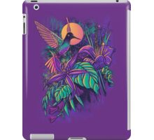 Purple Garden iPad Case/Skin