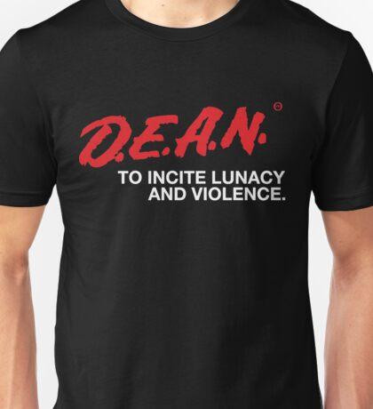 D.E.A.N. SHIRT Unisex T-Shirt