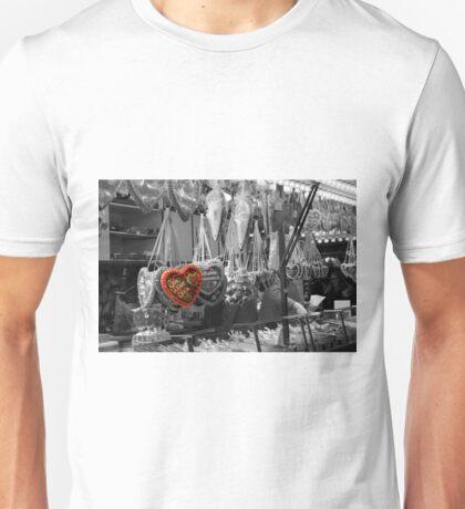Ich Liebe Dich (I Love you) Unisex T-Shirt