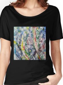 Abstract 108 Women's Relaxed Fit T-Shirt