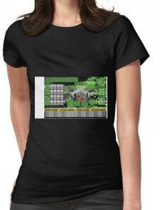 CSI: The Ultimate Fan Infographic Womens Fitted T-Shirt