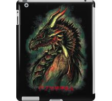 Dragonborn (Green Version) iPad Case/Skin