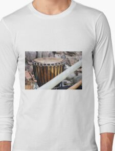drum and percussion Long Sleeve T-Shirt