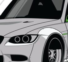 BMW E92 (Liberty Walk) Sticker