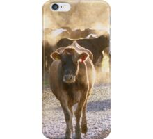 A Steamy Morning - Dairy NZ iPhone Case/Skin