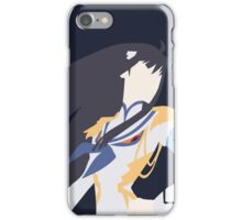 Satsuki Anime Manga Shirt iPhone Case/Skin