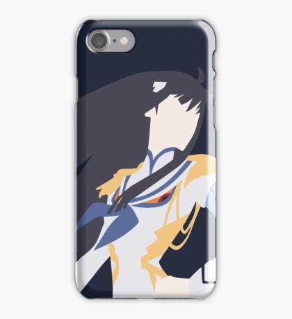 Satsuki Anime Manga Shirt iPhone Case/Skin