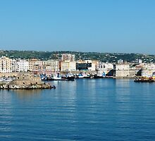 Civitavecchia, Italy by Trish Meyer