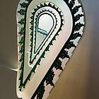 Metal ornamented staircase by JBlaminsky