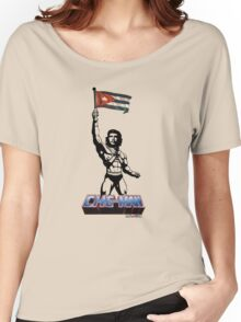 CHE-MAN Women's Relaxed Fit T-Shirt