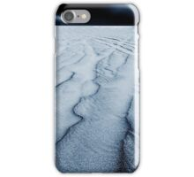 The Sand Dunes in the Early Morning... iPhone Case/Skin