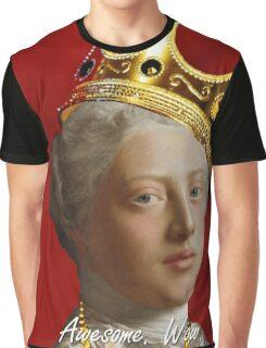 King George III - Written Graphic T-Shirt