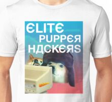 ELITE RUSSIAN HACKERS [large russian lettering edition] Unisex T-Shirt