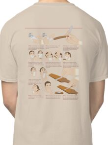How to Shave Classic T-Shirt