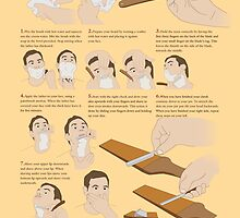 How to Shave by Monique Cutajar