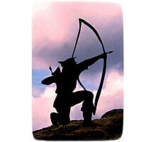 Dedicated to archery Photographic Print